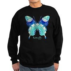 Bliss Butterfly Sweatshirt (dark)