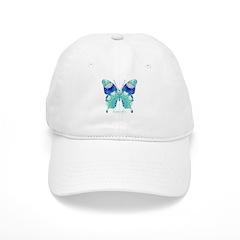 Bliss Butterfly Baseball Cap