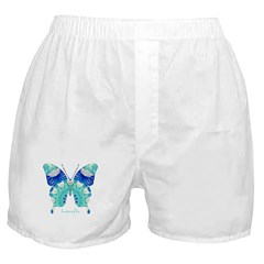 Bliss Butterfly Boxer Shorts