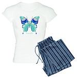 Bliss Butterfly Women's Light Pajamas