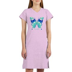 Bliss Butterfly Women's Nightshirt