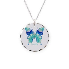 Bliss Butterfly Necklace