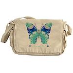 Bliss Butterfly Messenger Bag