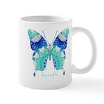 Bliss Butterfly Mug