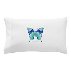 Bliss Butterfly Pillow Case
