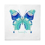 Bliss Butterfly Queen Duvet
