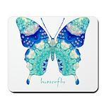 Bliss Butterfly Mousepad