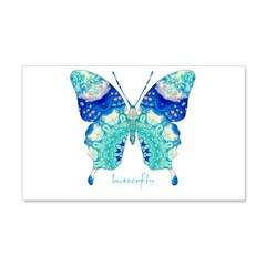 Bliss Butterfly Wall Decal
