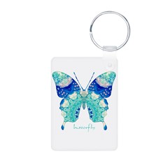 Bliss Butterfly Keychains