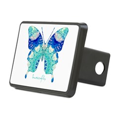 Bliss Butterfly Hitch Cover