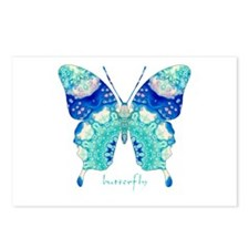 Bliss Butterfly Postcards (Package of 8)