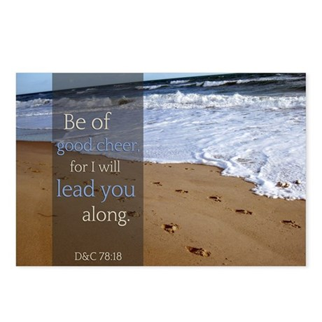 Lds Quotes Be Of Good Cheer For I Will Lead You By Ldsquotes