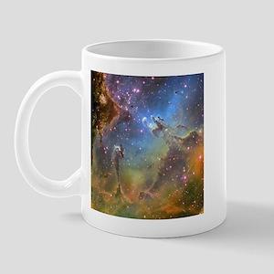 Eagle Nebula (High Res) Mug