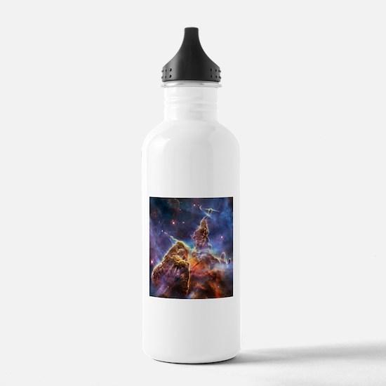 Carina Nebula (High Res) Water Bottle