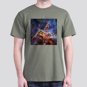 Carina Nebula (High Res) Dark T-Shirt