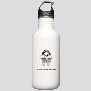 WE HAVE ALWAYS BEEN HERE Stainless Water Bottle 1.