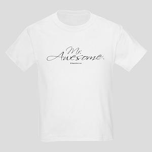 Mr. Awesome -  Kids T-Shirt
