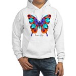 Xtreme Butterfly Hooded Sweatshirt