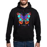 Xtreme Butterfly Hoodie (dark)