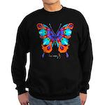 Xtreme Butterfly Sweatshirt (dark)