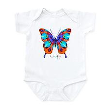 Xtreme Butterfly Infant Bodysuit
