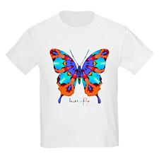 Xtreme Butterfly Kids Light T-Shirt