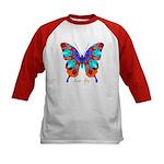 Xtreme Butterfly Kids Baseball Jersey