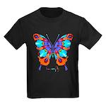 Xtreme Butterfly Kids Dark T-Shirt