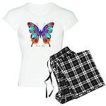 Xtreme Butterfly Women's Light Pajamas