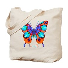 Xtreme Butterfly Tote Bag