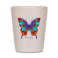 Xtreme Butterfly Shot Glass