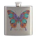 Xtreme Butterfly Flask