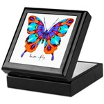 Xtreme Butterfly Keepsake Box