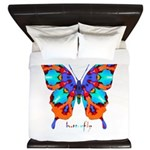 Xtreme Butterfly King Duvet