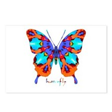 Xtreme Butterfly Postcards (Package of 8)