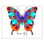 Xtreme Butterfly Small Poster