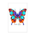 Xtreme Butterfly Mini Poster Print