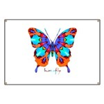 Xtreme Butterfly Banner