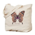 Union Butterfly Tote Bag