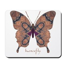 Union Butterfly Mousepad