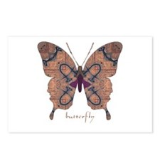 Union Butterfly Postcards (Package of 8)