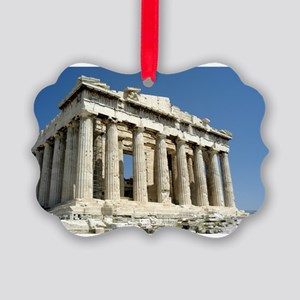 parthenon horizontal Picture Ornament