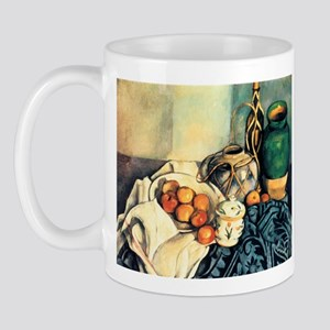 Paul Cezanne Still Life With Apples Mug