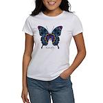 Festival Butterfly Women's T-Shirt