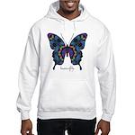 Festival Butterfly Hooded Sweatshirt