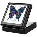 Festival Butterfly Keepsake Box