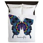 Festival Butterfly Queen Duvet