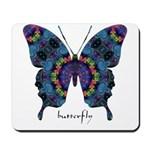 Festival Butterfly Mousepad