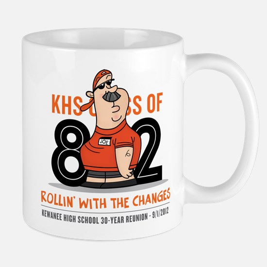 Kewanee High School - 30th Class Reunion - #11 Mug