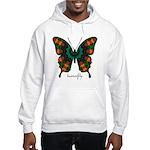 Power Butterfly Hooded Sweatshirt